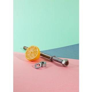 """Contemporary Still Life Photo, """"Sexy Miami Futuristic Cocktail Lounge #5"""", Limited Edition Giclée Print on Gallery Quality Satin PhotographicPaper For Sale"""