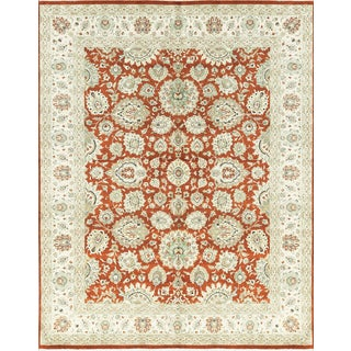 Traditional Hand Woven Rug - 8'2 X 10'4 For Sale