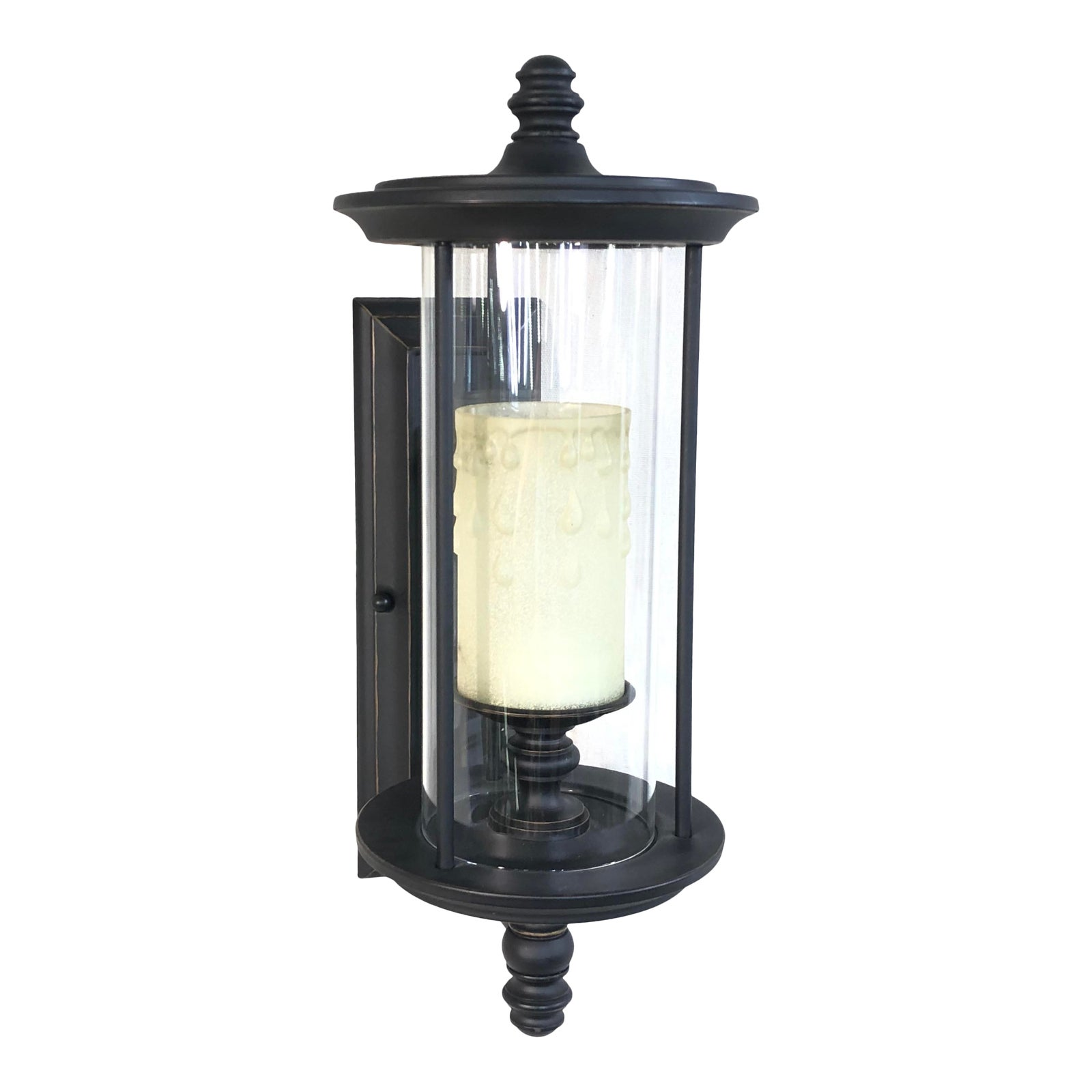 Savoy House Ch E 1 Light Outdoor Wall Lantern In English Bronze Chairish