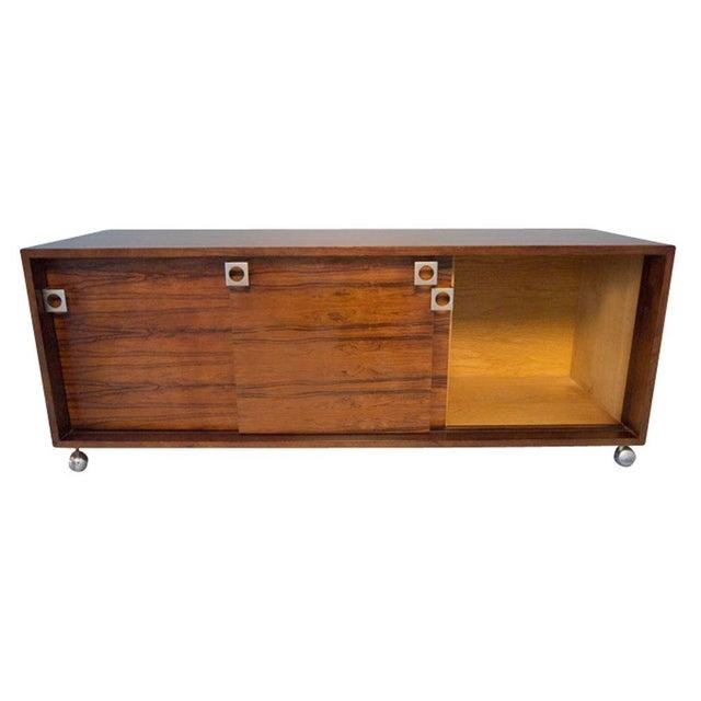 Bodil Kjaer Mid-Century Rosewood Sideboard For Sale - Image 5 of 11