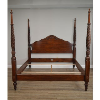 Ethan Allen British Classics King Size Poster Bed Preview
