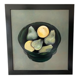 Original Painting of Pears For Sale