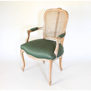 Caned Fauteuil Preview