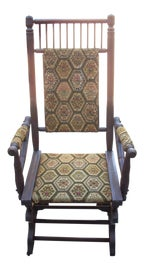Image of Antique Rocking Chairs
