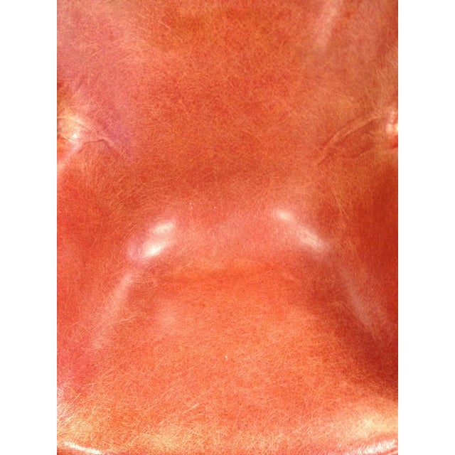 Mid-Century Modern Lawrence Peabody Fiberglass Shell Chair For Sale - Image 3 of 8