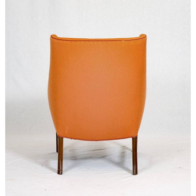 Frits Henningsen Lounge Chair For Sale In Los Angeles - Image 6 of 9