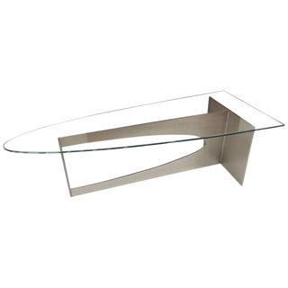 Ron Graziano Parabolia Coffee Table For Sale