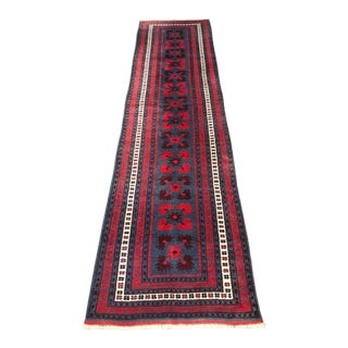 "Oriental Turkish Old Antalya Runner - 2'8"" x 10'"
