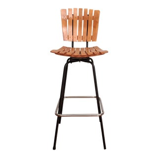 Arthur Umanoff Bar Stool For Sale