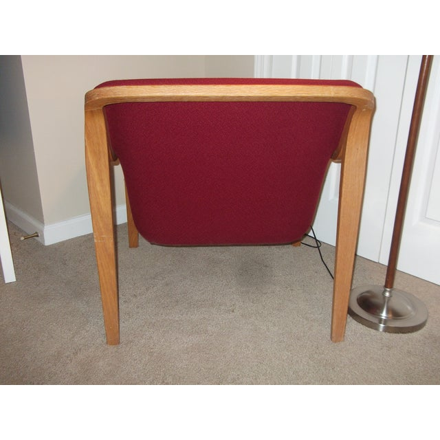 Bill Stephens Knoll Lounge Chair - Image 4 of 10