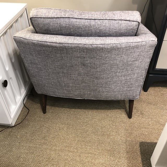 1960s Midcentury Modern Chair For Sale - Image 5 of 10