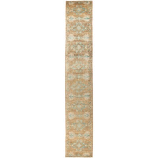 "Verity, Eclectic Area Rug - 2' 7"" X 16' 1"" For Sale"