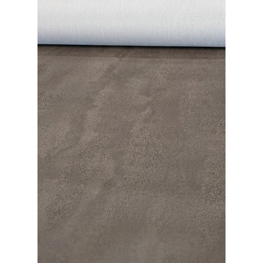 Get Creative with our premium Brown faux shagreen wall coverings! Comes with a woven backing. Class A Type II Vinyl....