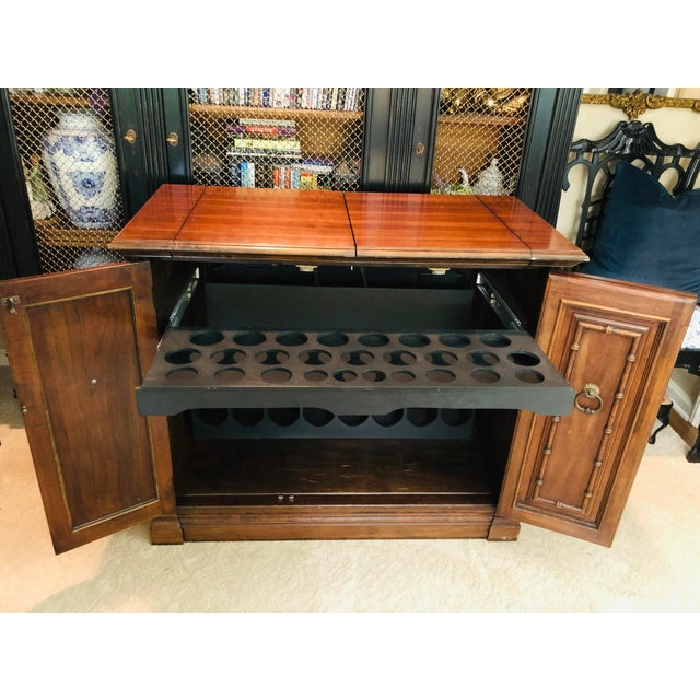 Jasper Cabinet Company Bar Cart Dry, Dry Bar Furniture