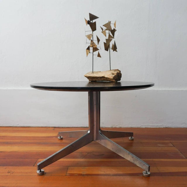 Designed by Ward Bennett for Lehigh Furniture Company. From Bennett's Column X Collection, which was launched in 1959....