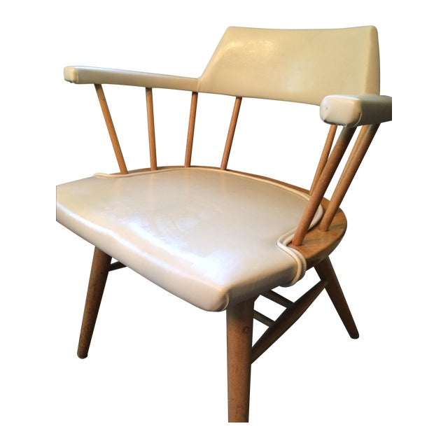 Mid Century Side Chair - Image 1 of 5