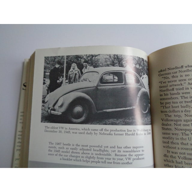"""Vintage """"Small Wonder, The Amazing Story of the Volkswagen"""" Book - Image 6 of 7"""