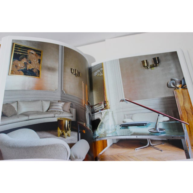 """Paper 1st Ed 2014 """"A Home in Paris"""" Coffee Table Book Flammarion For Sale - Image 7 of 13"""