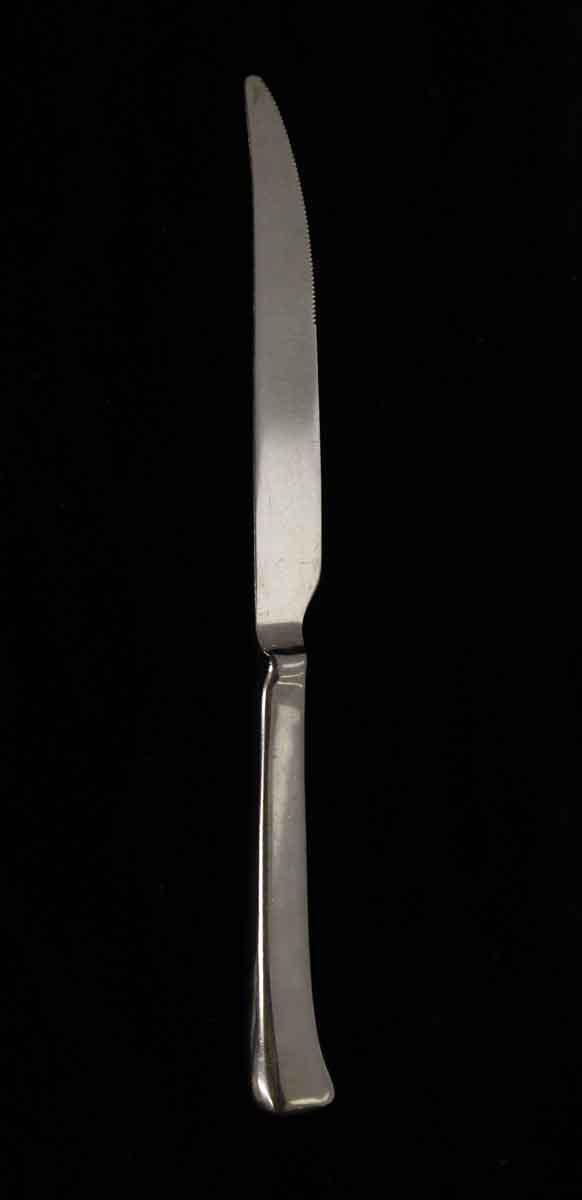 Salvaged Waldorf Modern Sambonet 5 Piece Flatware Set
