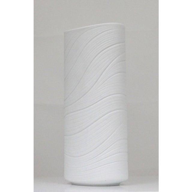 Mid-Century Modern 1970's Rosenthal Studio-Linie Vase For Sale - Image 3 of 5