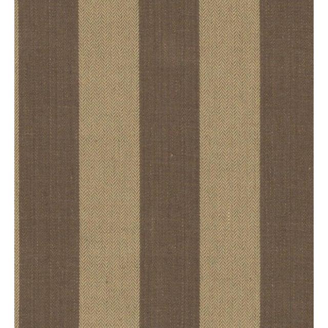 Ralph Lauren Riverton Stripe Fabric - 10 Yards - Image 2 of 2