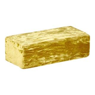Beverly Semmes Gold Brick (1998) Sculpture