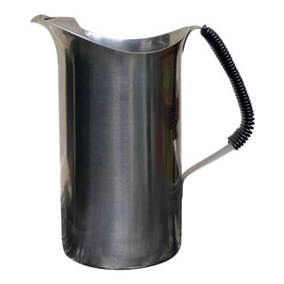 Chromargan Germany Stainless Steel Pitcher For Sale