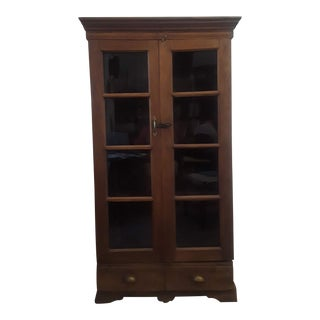 Reclaimed Teak Wood Cupboard