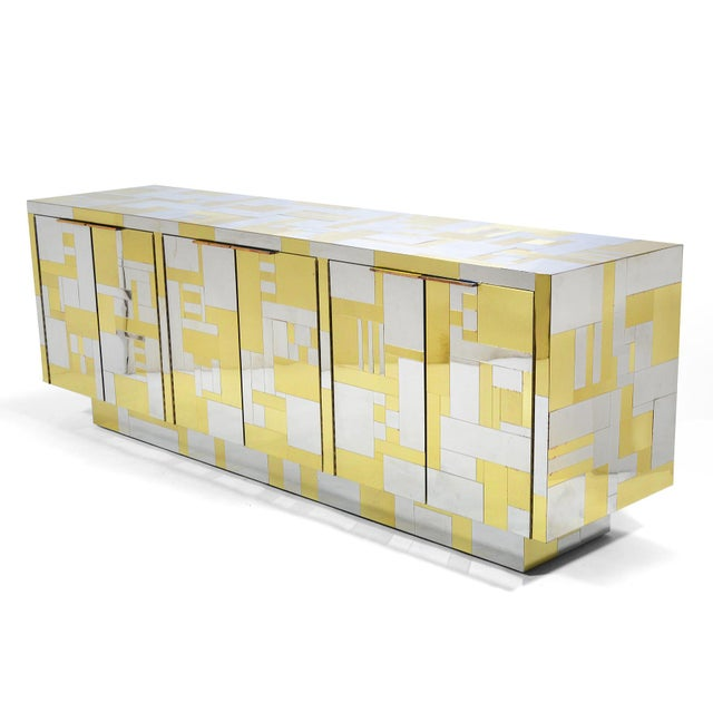 Directional Paul Evans Cityscape Credenza For Sale - Image 4 of 10