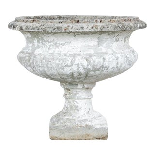 1950s French Concrete Planter For Sale