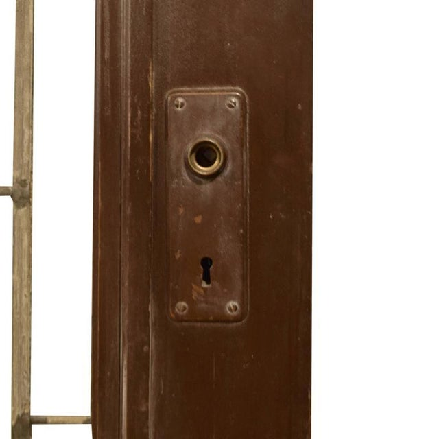 Frank Lloyd Wright Door from the Bradley House in Kankakee, IL, 1900 - Image 5 of 5