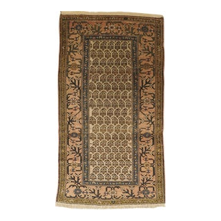 Antique Persian Paisly Rug For Sale