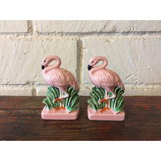 Pink Flamingo Salt & Pepper Shakers - Pair - Image 2 of 8