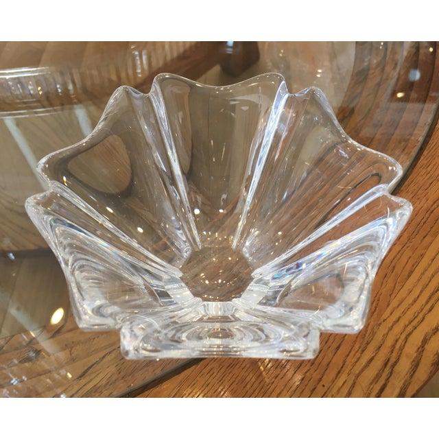 Orrefors Orion Crystal Bowl - Image 7 of 11