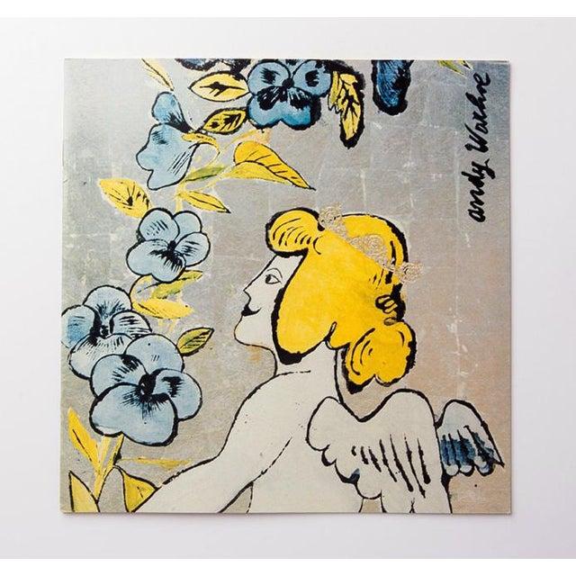Illustration Vintage Andy Warhol Exhibition Catalog For Sale - Image 3 of 4