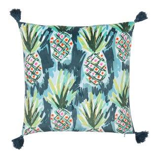 Pineapple Tropics Cushion For Sale