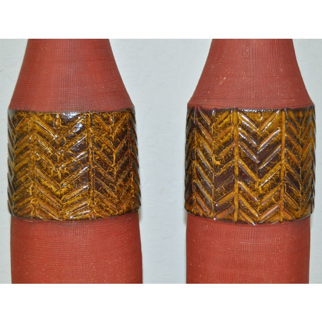 Vintage Italian Raymor Table Lamps C.1950's - Pair - Image 3 of 4
