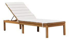Image of Single Outdoor Chaise Lounges