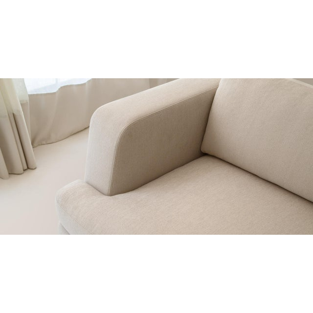 Textile Borgo Sofa For Sale - Image 7 of 9