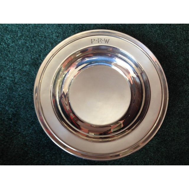 Traditional Webster Sterling Silver Bowl For Sale - Image 3 of 4