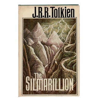 "1977 ""First American Edition, the Silmarillion"" Collectible Book For Sale"