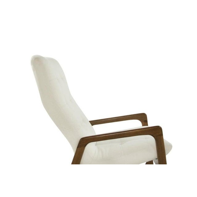Sculptural Walnut Lounge Chairs by Adrian Pearsall for Craft Associates - a Pair For Sale - Image 9 of 13