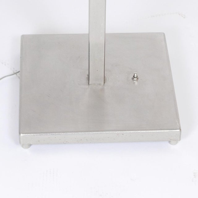 Very Rare Limited Production Tommi Parzinger Floor Lamp for Lightolier For Sale In New York - Image 6 of 12