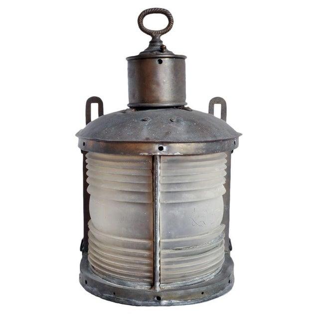 Vintage Marine Ship Light For Sale