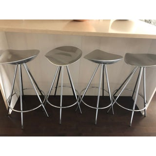 1990s Vintage Pepe Cortés for Knoll Jamaica Bar Stools - Set of 4 Preview