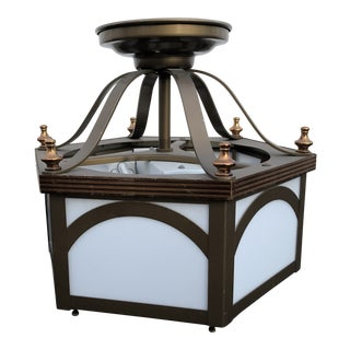 McFadden Cathedral Church Ceiling Light For Sale