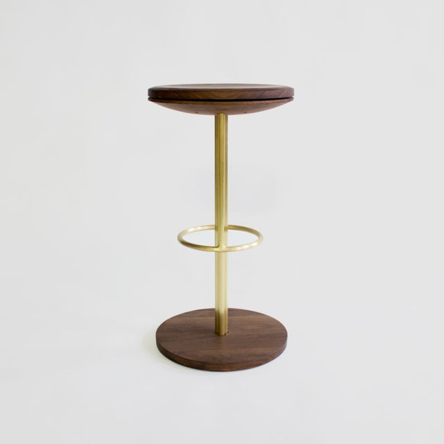 Modern Inez Bar and Counter Stool For Sale - Image 3 of 10