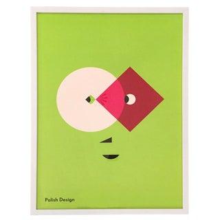 Modern Polish Design Print- Print Only, No Frame