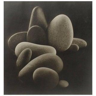 """Stones"" Vintage Photograph by John Gruen For Sale"