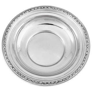 Sterling Bowl For Sale